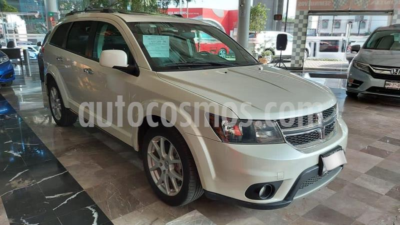 Dodge Journey GT 3.6L usado (2017) color Blanco precio $275,000