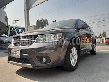 Dodge Journey SXT 2.4L 5 Pasajeros usado (2014) color Gris Tormenta precio $205,000