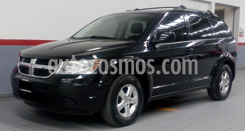 Dodge Journey SXT 2.4L 5 Pasajeros Plus usado (2015) color Negro precio $215,000
