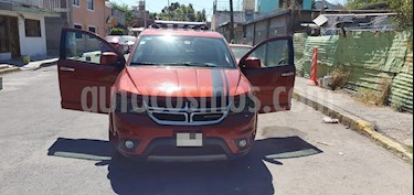 Dodge Journey R-T 3.6L usado (2012) color Marron precio $195,000
