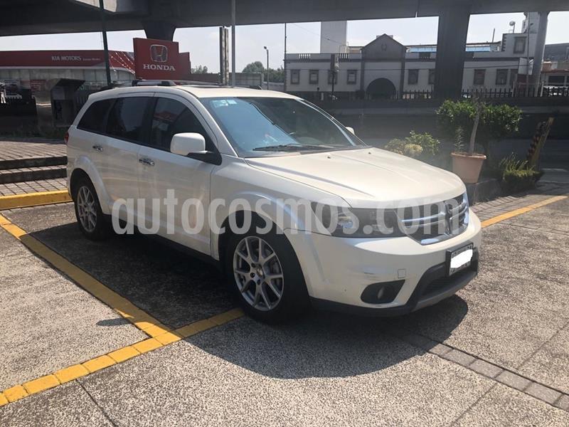 Dodge Journey SE 2.4L 7 Pasajeros usado (2017) color Blanco precio $293,000