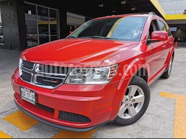 Dodge Journey SE 7 Pasajeros 2.4L usado (2016) color Rojo Adrenalina precio $225,000