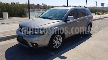 Dodge Journey 5p RT V6/3.6 Aut usado (2016) color Plata precio $270,000