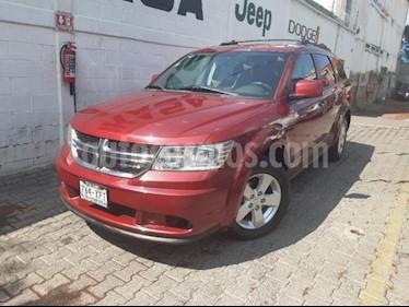 foto Dodge Journey 5P SE 2.4L TA 5 PAS. VE RA-16 usado (2011) color Rojo precio $140,000