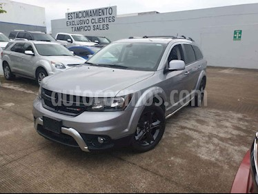 Dodge Journey 5p SXT Sport Plus  L4/2.4 Aut 7/Pas usado (2018) color Plata precio $340,000