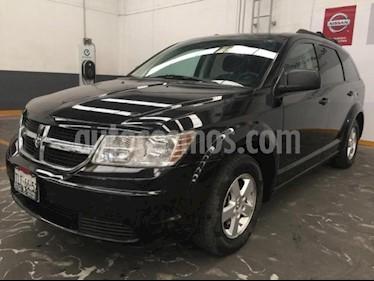 Dodge Journey 5p SE 2.4L Aut E/E usado (2010) color Negro precio $129,000