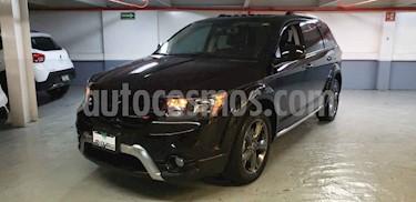 Dodge Journey 5p SXT Sport Plus  L4/2.4 Aut 7/Pas usado (2018) color Negro precio $395,000