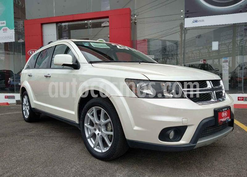 Dodge Journey GT 3.6L usado (2017) color Blanco precio $369,900