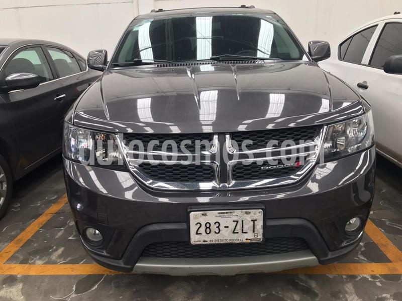 Dodge Journey SE 2.4L 7 Pasajeros usado (2014) color Gris Oscuro precio $236,764