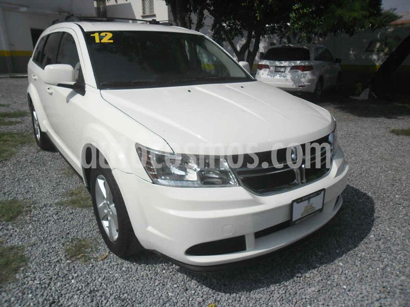 Dodge Journey SXT 2.4L 5 Pasajeros usado (2012) color Blanco precio $154,000