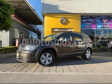 Dodge Journey SE 2.4L 7 Pasajeros usado (2018) color Gris Tormenta precio $299,000
