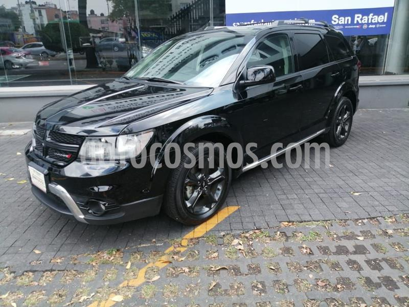 Dodge Journey Sport 2.4L 7 Pasajeros  usado (2018) color Negro precio $323,200