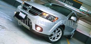 Dodge Journey R-T 3.6L usado (2014) color Plata precio $255,000