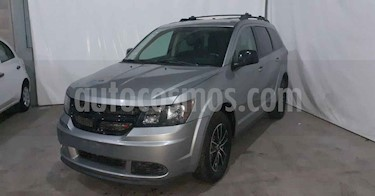 Dodge Journey 5p SE L4/2.4 Aut 7/Pas usado (2018) color Plata precio $279,900