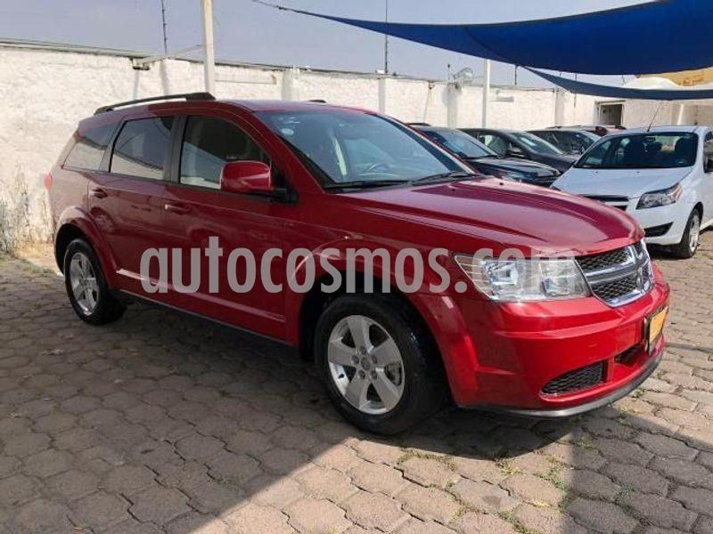 Dodge Journey SE 2.4L 7 Pasajeros usado (2016) color Rojo precio $250,000
