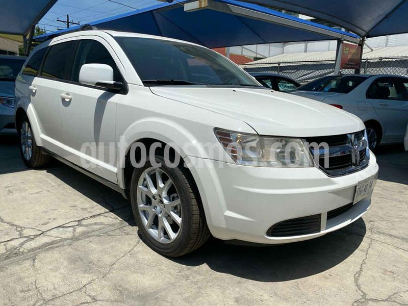 Dodge Journey SXT 3.5L Premium usado (2009) color Blanco precio $149,900