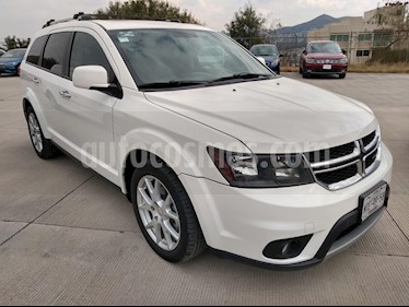 foto Dodge Journey R-T 3.6L NAV DVD usado (2014) color Blanco precio $224,000