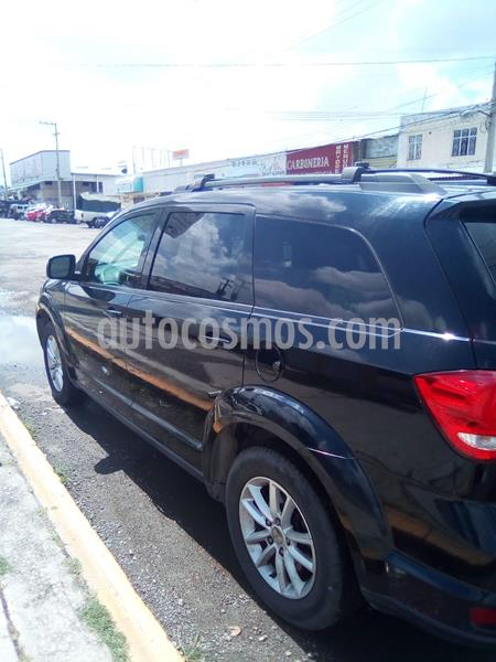 Dodge Journey SE 2.4L usado (2015) color Negro precio $220,000