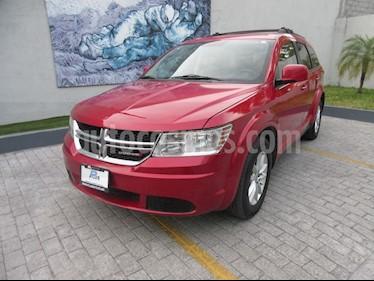 Dodge Journey SXT 2.4L 5 Pasajeros Plus  usado (2013) color Rojo precio $171,000