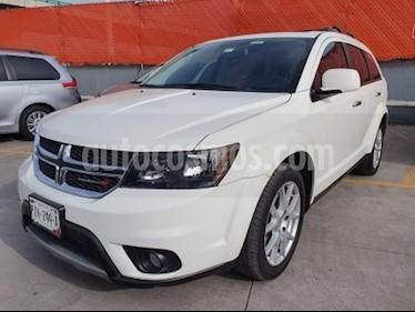 Dodge Journey R-T 3.6L usado (2016) color Blanco Perla precio $299,000