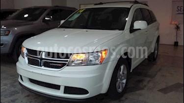 Dodge Journey SE 2.4L 7 Pasajeros usado (2014) color Blanco precio $180,000