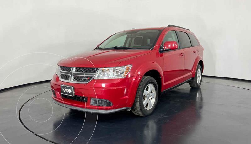 Foto Dodge Journey R-T 3.6L usado (2013) color Rojo precio $157,999
