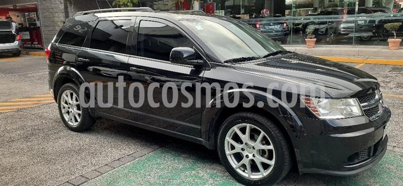 Dodge Journey SXT 2.4L 5 Pasajeros usado (2011) color Negro precio $159,000