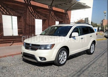 Dodge Journey GT 3.6L usado (2017) color Blanco precio $289,000