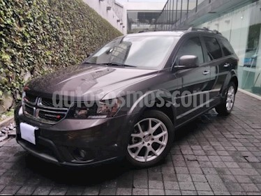 Dodge Journey 5p RT V6/3.6 Aut usado (2016) color Gris precio $330,000
