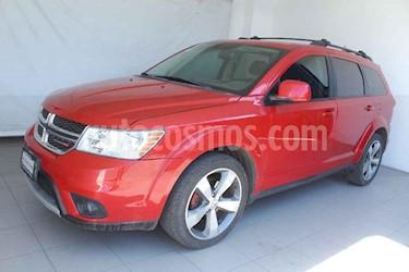 Dodge Journey 5p SXT L4/2.4 Aut 7/Pas usado (2015) color Rojo precio $229,000