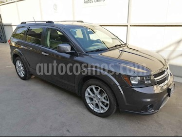 Dodge Journey 5p RT V6/3.6 Aut usado (2014) color Gris precio $213,000