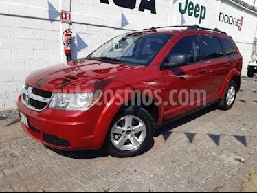 Foto Dodge Journey 5p SE 2.4L Aut E/E usado (2009) color Rojo precio $130,000
