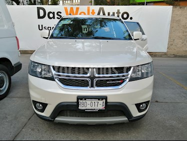 Dodge Journey GT 3.6L usado (2017) color Blanco precio $310,000