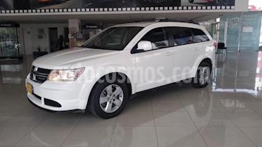 Dodge Journey 5P SXT PLUS 2.4L TA 5 PAS. PIEL VE BL RA-17 usado (2013) color Blanco precio $179,000