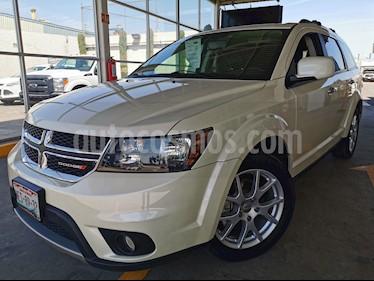 Dodge Journey GT 3.6L usado (2017) color Blanco Perla precio $350,000