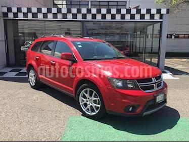 Dodge Journey R-T 3.5L usado (2015) color Rojo precio $295,800