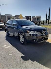 Dodge Journey SXT 2.4L 7 Pasajeros Plus usado (2018) color Gris Tormenta precio $315,000