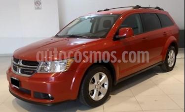 Dodge Journey 5P SE L4/2.4 AUT 5/PAS usado (2013) color Rojo precio $179,000