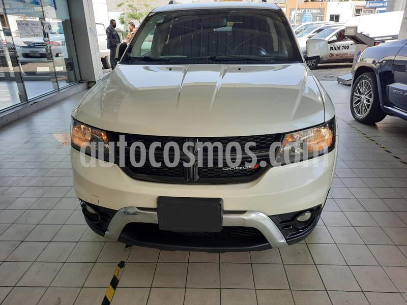 Dodge Journey SXT 2.4L 7 Pasajeros usado (2016) color Blanco precio $240,000