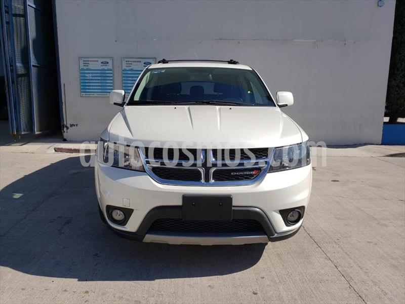 Dodge Journey R-T 3.6L NAV DVD usado (2016) color Blanco precio $280,000