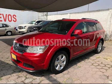 Dodge Journey 5P SE L4/2.4 AUT 7/PAS usado (2016) color Rojo precio $255,000