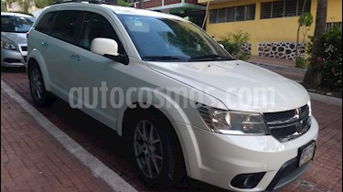 Dodge Journey R-T 3.6L Plus usado (2013) color Blanco precio $200,000