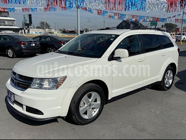 Dodge Journey SE 2.4L usado (2014) color Blanco precio $158,000