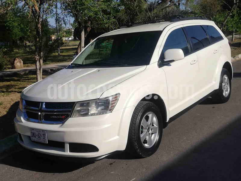 Dodge Journey SE 2.4L usado (2012) color Blanco precio $125,000