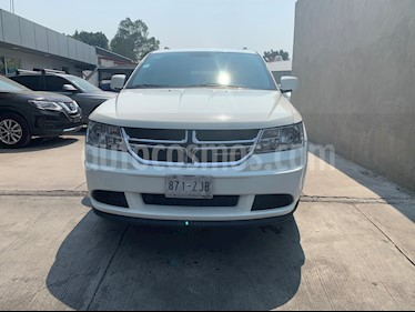 Dodge Journey SE 2.4L usado (2014) color Blanco precio $155,000