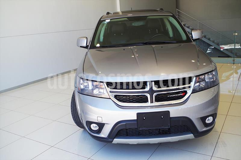 Dodge Journey RT usado (2017) color Plata precio $379,000