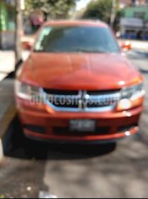 Dodge Journey SXT 2.4L 7 Pasajeros Lujo usado (2013) color Bronce precio $184,000