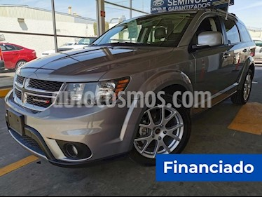 Dodge Journey R-T 3.6L NAV DVD usado (2015) color Plata Martillado precio $62,500