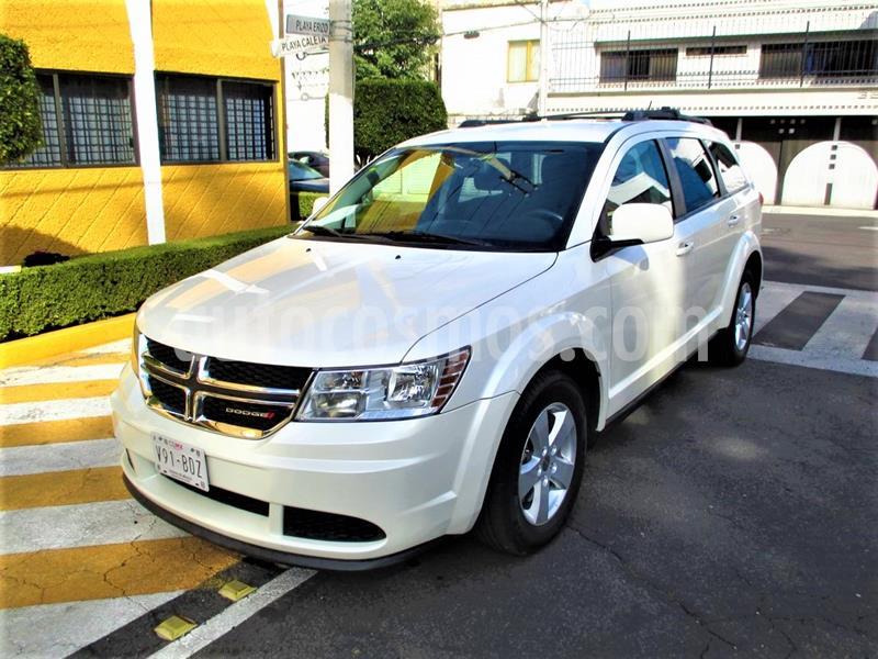 Dodge Journey SE 2.4L usado (2015) color Blanco Perla precio $189,900