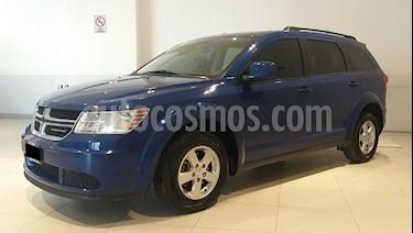Dodge Journey SE 2.4L 7 Pasajeros usado (2012) color Azul precio $165,000